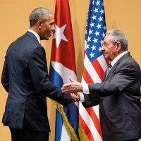 """Without Haste But Without Pause"": Cuba-US Relations in the Age of Obama"
