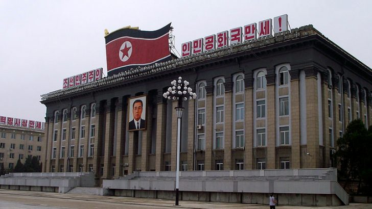 North Korea – an Agent of Peace?
