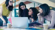 How Women Leaders Build Careers They Thrive In