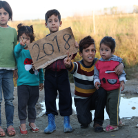 Children – Civilization's Future, Victims of Western Brutality
