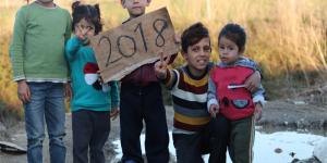 Children – Civilization's Future, Victims of Western Brutality