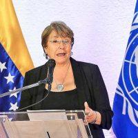 Venezuela – The Bachelet Lie